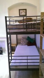 Large Double Room With Private Garden Available Today For 2 People, Bills Included & Wi-Fi, Zone 2