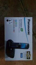 Panasonic kx tg5521. Cordless answering system.