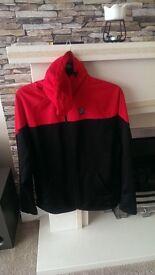 Altura mens hooded jacket jersey -large