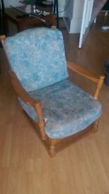 Cogswell chair: handed down, excellent condition, free with pickup, Battlefield Glasgow