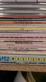 Various Jazz albums big selection job lot house clearance