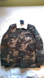 Brand New Carhartt Camo Jacket - Size Medium