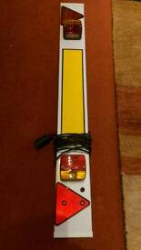 Trailer plug board