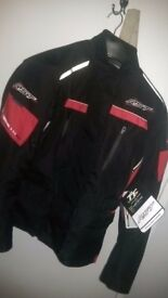 *BNWT* rst tourmaster 2 protective motorcycle jacket