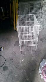 Dump Bins for Retail/Wholesale Display