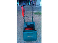 ATCO Windsor 12S Electric Cylinder Lawnmower .
