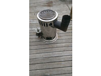 refleks oil heater for sale, from Norwegian fishing boat, good condition, water heating coil, 62MS
