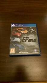 The crew ps4 very good PlayStation 4