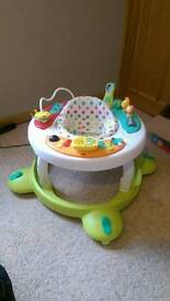 Baby walker/minni mouse activity jumper
