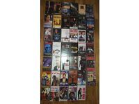 60+VHS Feature Films / Fitness Videos & Complete Friends Series
