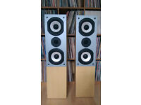 100W HI-FI HOME CINEMA FLOOR SPEAKERS