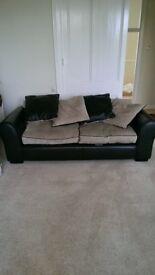 Excellent condition, comfortable sofa
