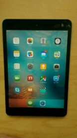 Apple iPad Mini 16GB Wi-Fi color Space Gray Boxed open for offer iPhone