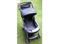 Mamas & Papas Aria birth to large toddler buggy w/ organiser, cosytoes, raincover