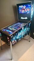 Full Size Virtual Pinball Machines