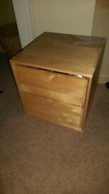 small chest of drawers for desk or shelf