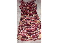 Izabel London Multicoloured Everyday Dress