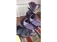 for sale buggy ICandy Peach3 very good condition , and very clean but broken hand bar