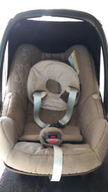 Maxi Cosi Pebble car seat in great condition