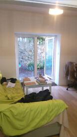 Recently renovated Edwardian GF garden flat