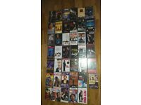 60+VHS Feature Films / Fitness Videoes and Complete Friends Series