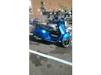 Vespa GTS 300 super abs low mileage
