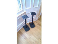 Gale Arc Spiked Speaker Stands (City Centre)