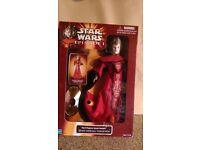 Hasbro Star Wars Queen Amidala Collection Royal Elegance 61779