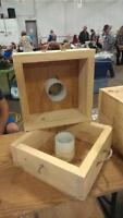 Handmade washer Toss