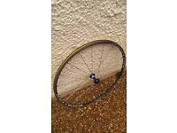 EASTON front bike wheel 700c + Tyre