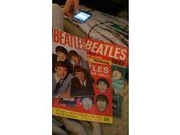 Beatles original collectors magazines 1963/64