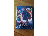 Doctor Strange DVD (not Blu-ray or HD)
