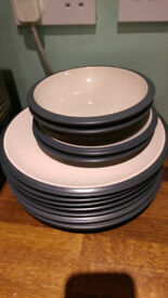 Jamie Oliver dinner plates, side plates and bowls