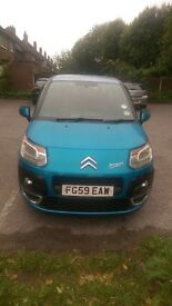 *REDUCED* Citroen C3 Picasso 1.6 HDi 8v VTR+ 5dr