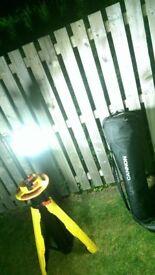Defender Light Cannon Rechargeable 2000 Lumen CREE LED Telescopic Site Light