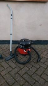 Henry hoover with attachments