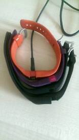 Fitbit with charger - spares repairs