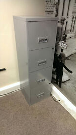 Four (4) Drawer Filing Cabinet