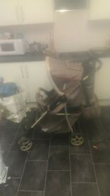 jeep 2in1 stroller/carseat