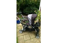 Baby Trend Sit N Stand Tandem Pushchair