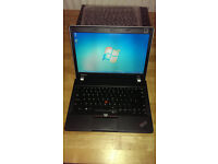 Laptop Lenovo Thinkpad Edge E335 AMD Processor Complete & Fully Working Excellent/Perfect condition