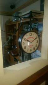 Connolly station Dublin clock now was £50 now £40