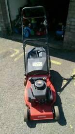 Champion petrol mower