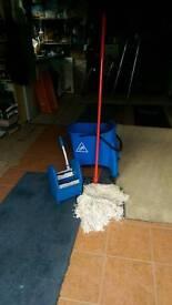 Industrial size mop