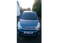 Citroen Berlingo Wheelchair Accessible Car