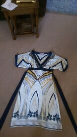 Womens size 6-8 ted baker dress