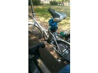 cyclamatic electric bike folding for sale fully working