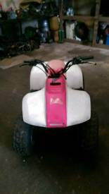 quad great condition but needs battery