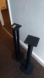 Speaker Stands (X2) - BT606 B-Tech Atlas (Home Cinema or Studio Use