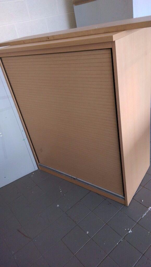 Roller Shutter Door Storage Cabinet Medium